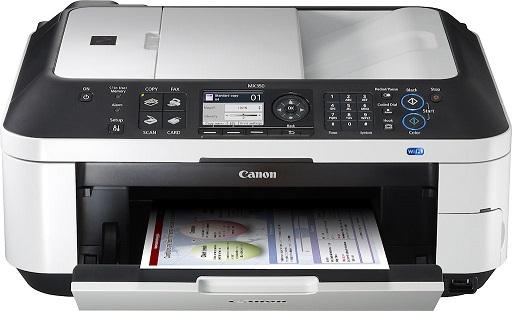 Canon Pixma MX340 Inkt cartridge