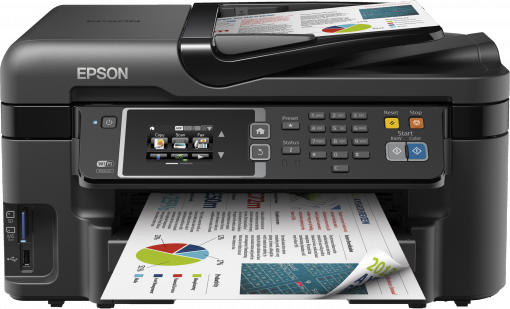 Epson Workforce WF-3620DWF Inkt cartridge