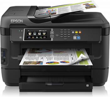 Epson Workforce WF-7620DTWF Inkt cartridge