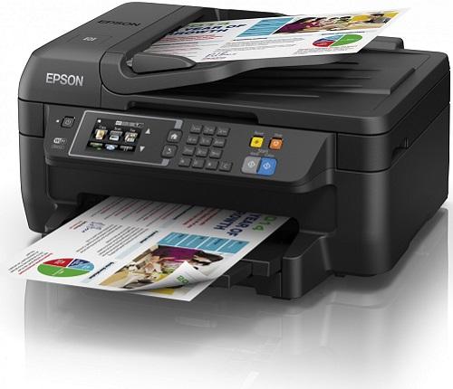 Epson Workforce WF-2660 Inkt cartridge
