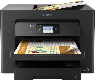 Epson Workforce WF-7835DTWF Inkt cartridge