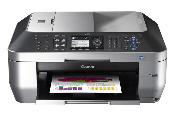 Canon Pixma MX870 Inkt Cartridge