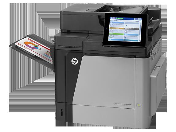 HP Color Laserjet Enterprise MFP M680DN toner