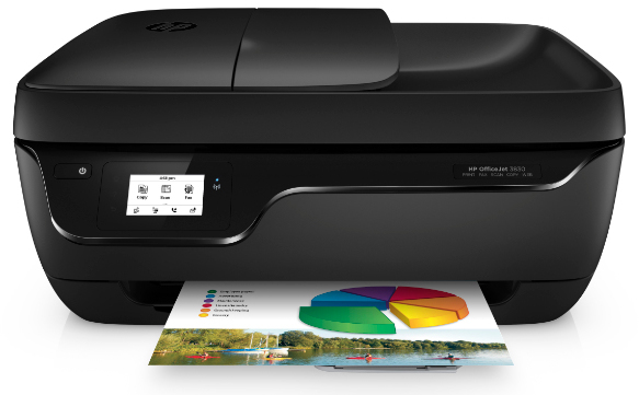 HP Officejet 3834 Inkt cartridge