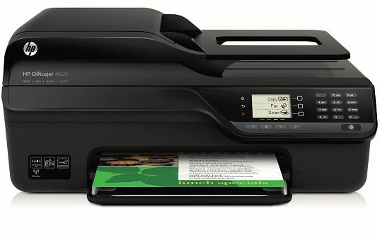 HP Officejet 4620 inkt cartridge