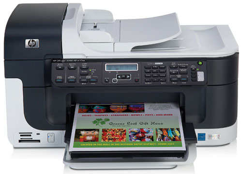 HP Officejet J6400 Inkt cartridge