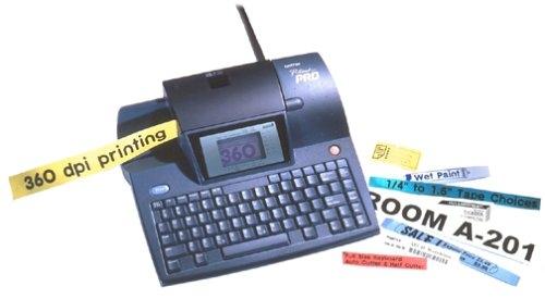Brother PT-9400 label lettertape