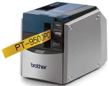 Brother PT-9500PC label lettertape