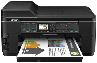 Epson Workforce WF-7515 Inkt cartridge