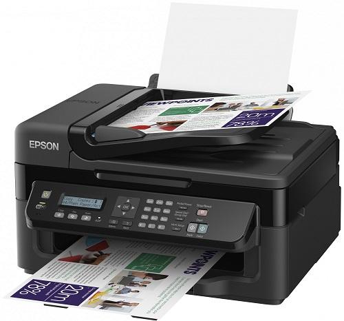 Epson Workforce WF-2530 Inkt cartridge