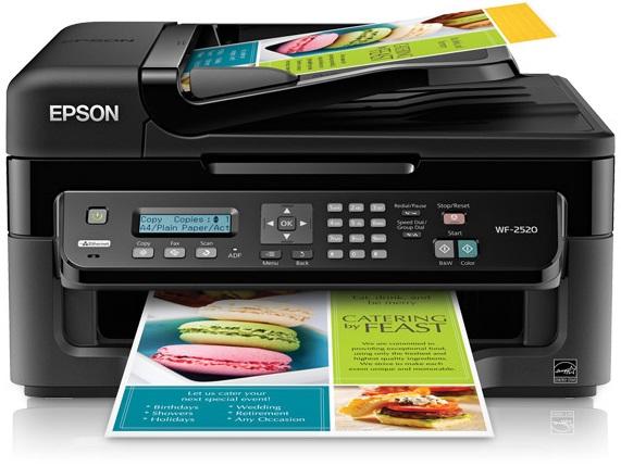 Epson Workforce WF-2520 Inkt cartridge