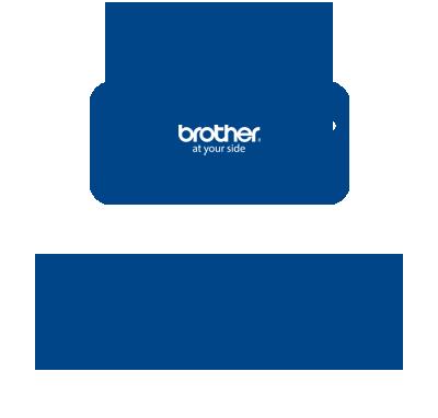Brother zoek op printer
