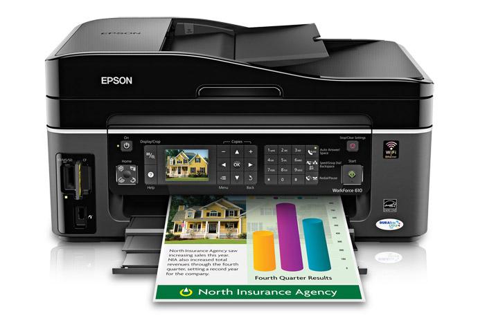 Epson WorkForce inkt