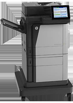 HP Color Laserjet Enterprise MFP M680F toner