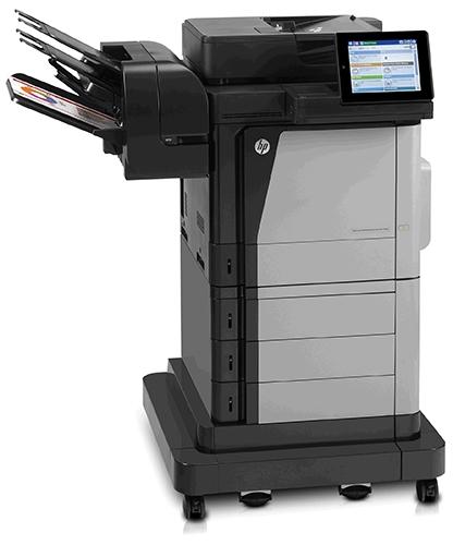 HP Color Laserjet Enterprise Flow MFP M680Z toner