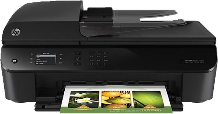 HP Officejet 4636 Inkt cartridge