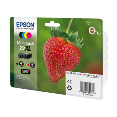 Epson 29XL inkt cartridge Multipack set - Origineel