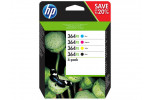 HP 364XL inktcartridges Multipack - Origineel (4-pack)
