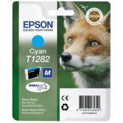 Epson T1282 inkt cartridge (T12824011) Cyaan (3,5ML) - Origineel