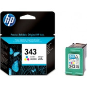 HP 343 inkt cartridge (C8766EE) 7ML - Origineel