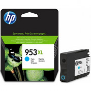 HP F6U16AE inkt cartridge Cyaan (953XL) 20 ML - Origineel