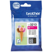 Brother LC-3213M inkt cartridge Magenta - Origineel