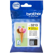 Brother LC-3213Y inkt cartridge Geel - Origineel