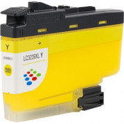 Brother LC-3239XLY inkt cartridge Geel (50ml) - Huismerk