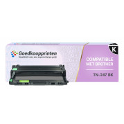Brother TN-243 / TN-247 toner cartridge Zwart - Huismerk