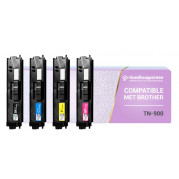 Brother TN-900 toner set Multipack - Huismerk