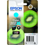 Epson 202XL inkt cartridge Cyaan (C13T02H24010) 10ML - Origineel