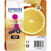 Epson T3363 inkt cartridge C13T33634010 (8,1 ML) Magenta - Origineel