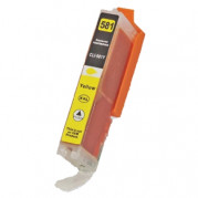 Canon CLI-581Y XXL inkt cartridge Geel (13 ML) - Huismerk