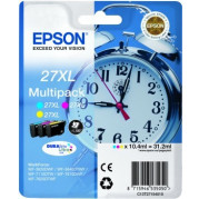 Epson 27XL / T2715 Multipack inktcartridges Set (3-pack) - Origineel