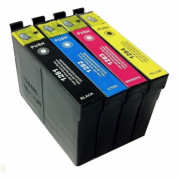 Epson T1285 inkt cartridge Multipack (4-pack) - Huismerk