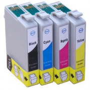 Epson T1295 inkt cartridge Multipack (Set 4x) - Huismerk