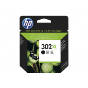 HP 302XL cartridge Zwart (F6U68AE) 8,5ML - Origineel