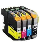 Brother LC-227BK / LC-225 XL inkt cartridge set Multipack (huismerk)