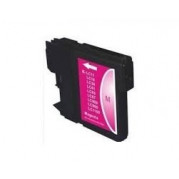 Brother LC-980M cartridge/ LC-1100M inkt cartridge Magenta (20ML) - Huismerk