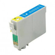 Epson T0612 inkt cartridge Cyaan (18ML) - Huismerk