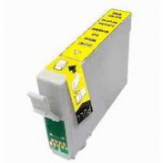 Epson T0714 inkt cartridge Geel (12ML) - Huismerk