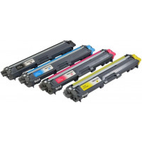 Brother TN-241 toner / TN-245 toner Multipack - Huismerk set
