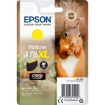 Epson T3784 inkt cartridge Geel (378XL) 9,3ML - Origineel